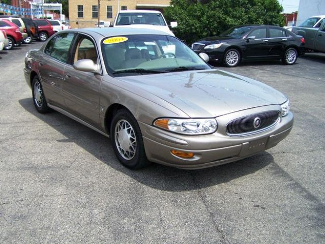 2004 buick lesabre custom for sale in shelbyville indiana. Black Bedroom Furniture Sets. Home Design Ideas