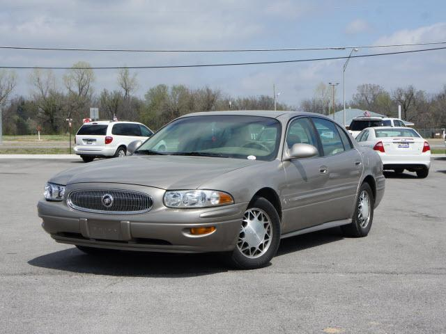 2004 buick lesabre custom muskogee ok for sale in. Black Bedroom Furniture Sets. Home Design Ideas