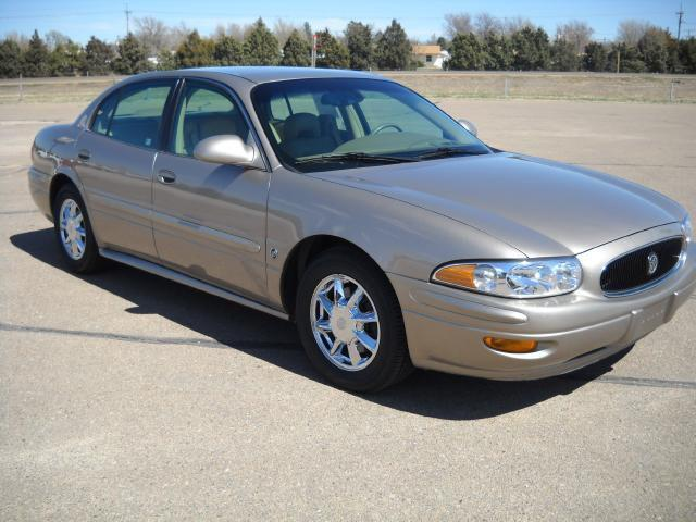 2004 buick lesabre limited for sale in goodland kansas. Black Bedroom Furniture Sets. Home Design Ideas