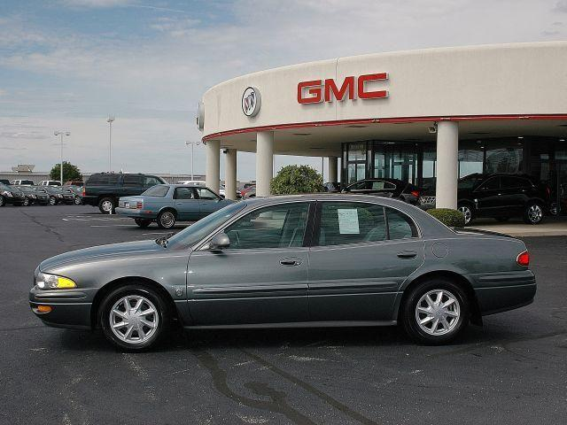 2004 buick lesabre limited for sale in sidney ohio. Black Bedroom Furniture Sets. Home Design Ideas