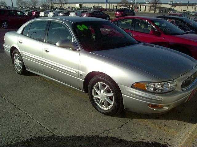 2004 buick lesabre limited for sale in garner iowa. Black Bedroom Furniture Sets. Home Design Ideas