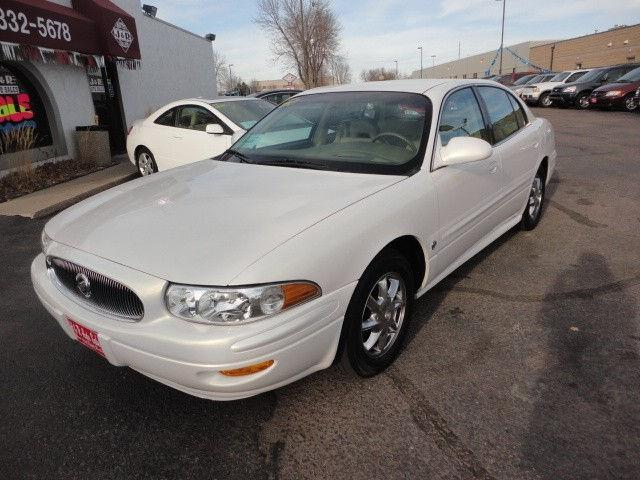 2004 buick lesabre limited for sale in sioux falls south. Black Bedroom Furniture Sets. Home Design Ideas