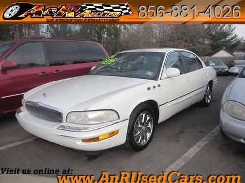 2004 buick park avenue sedan ultra for sale in clayton new jersey classified. Black Bedroom Furniture Sets. Home Design Ideas