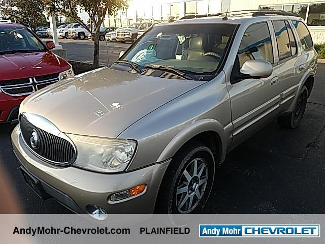 2004 buick rainier cxl awd cxl 4dr suv for sale in cartersburg indiana classified. Black Bedroom Furniture Sets. Home Design Ideas