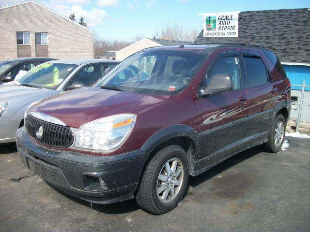 2004 buick rendezvous for sale in webster new york classified. Black Bedroom Furniture Sets. Home Design Ideas