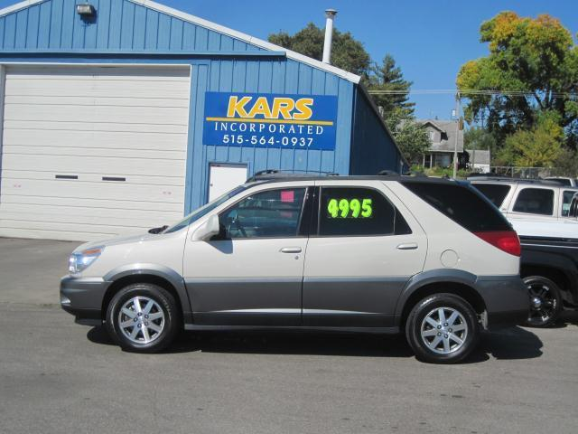 2004 buick rendezvous for sale in des moines iowa. Black Bedroom Furniture Sets. Home Design Ideas