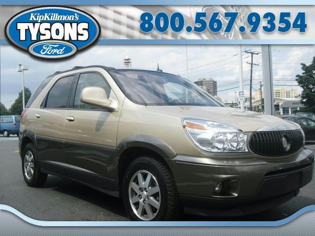 2004 buick rendezvous for sale in vienna virginia classified. Black Bedroom Furniture Sets. Home Design Ideas