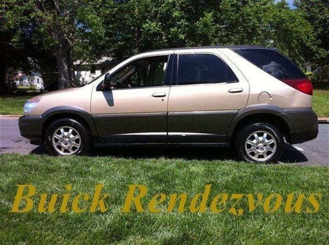 2004 buick rendezvous cx for sale in kernersville north carolina classified. Black Bedroom Furniture Sets. Home Design Ideas
