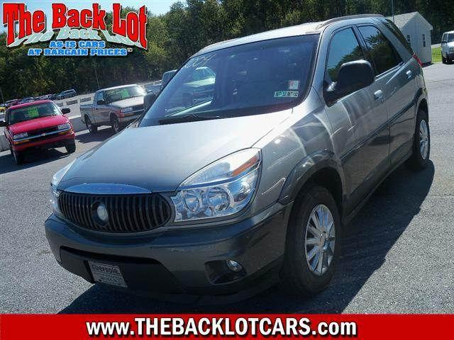 2004 buick rendezvous cx for sale in lebanon pennsylvania classified. Black Bedroom Furniture Sets. Home Design Ideas