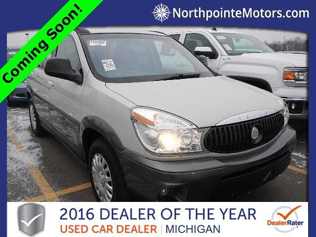 2004 buick rendezvous cx awd cx 4dr suv for sale in for North point motors traverse city