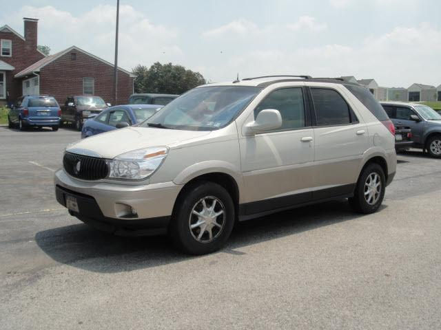 2004 buick rendezvous cxl for sale in johnstown pennsylvania classified. Black Bedroom Furniture Sets. Home Design Ideas