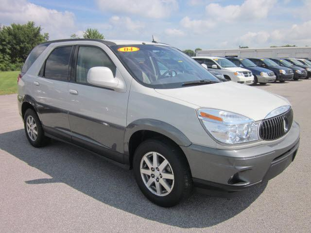 2004 buick rendezvous cxl for sale in mount carmel. Black Bedroom Furniture Sets. Home Design Ideas