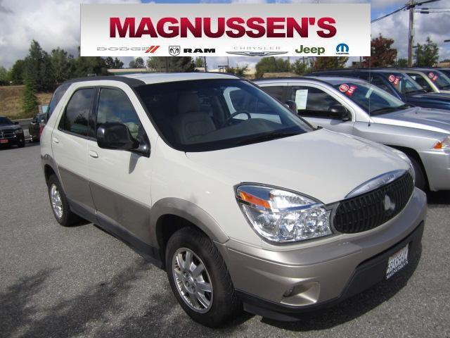 2004 buick rendezvous cxl for sale in auburn california classified. Black Bedroom Furniture Sets. Home Design Ideas