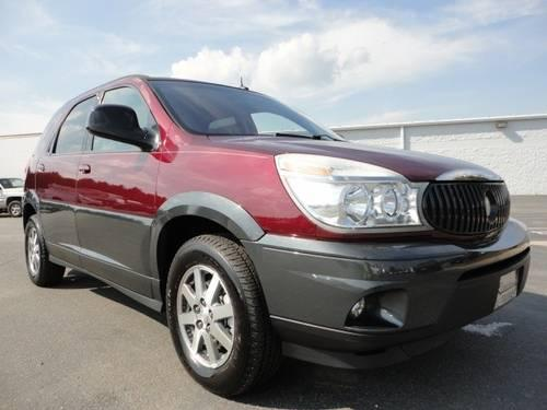 2004 buick rendezvous suv 4dr awd for sale in guthrie north carolina classified. Black Bedroom Furniture Sets. Home Design Ideas