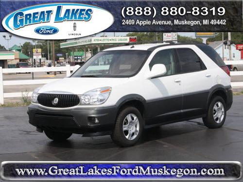 2004 buick rendezvous suv cxl for sale in meskegon michigan classified. Black Bedroom Furniture Sets. Home Design Ideas