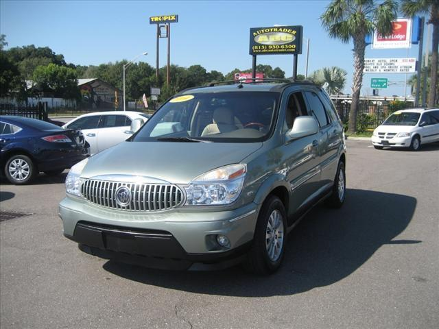 2004 buick rendezvous ultra for sale in tampa florida classified. Black Bedroom Furniture Sets. Home Design Ideas