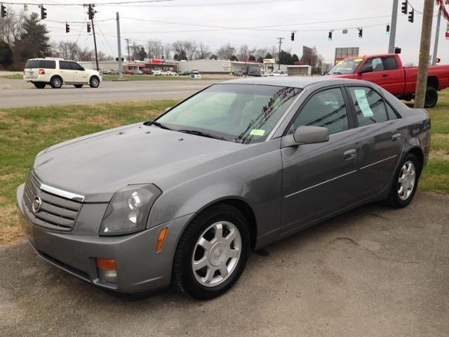 2004 cadillac cts 4dr sdn for sale in acorn kentucky classified. Black Bedroom Furniture Sets. Home Design Ideas