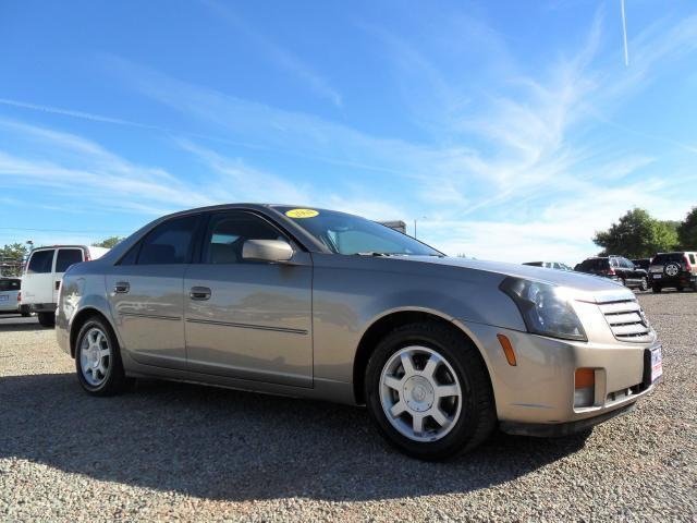 used 2004 cadillac cts v sedan features specs edmunds. Black Bedroom Furniture Sets. Home Design Ideas