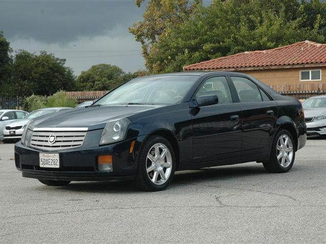 2004 cadillac cts base for sale in sherman oaks california classified. Black Bedroom Furniture Sets. Home Design Ideas
