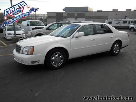 Mike Finnin Ford >> 2004 CADILLAC DEVILLE 4 DOOR SEDAN for Sale in Dubuque, Iowa Classified | AmericanListed.com