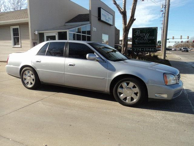 2004 cadillac deville dhs for sale in sioux falls south dakota classified. Cars Review. Best American Auto & Cars Review