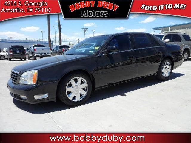 Cadillac Deville Dts Americanlisted