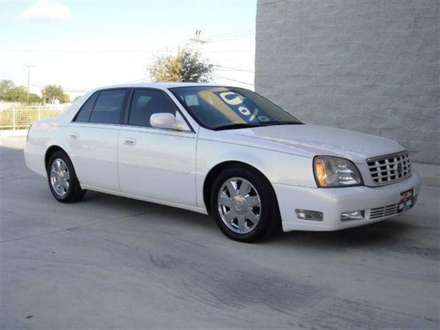 2004 Cadillac Deville Dts For Sale In New Braunfels Texas Classified