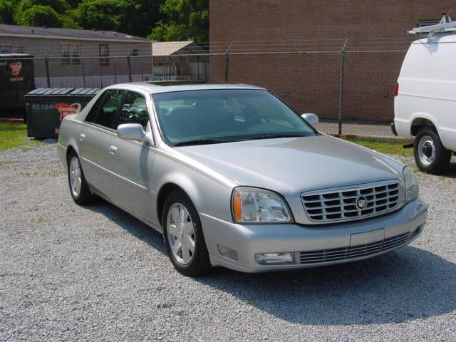 2004 Cadillac Deville Dts For Sale In North Charleston South Carolina Classified