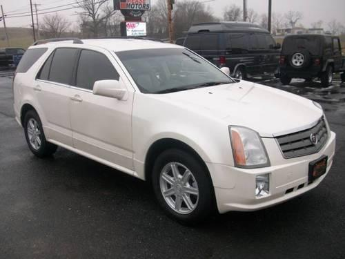 2004 cadillac srx suv for sale in bordnersville pennsylvania classified. Black Bedroom Furniture Sets. Home Design Ideas