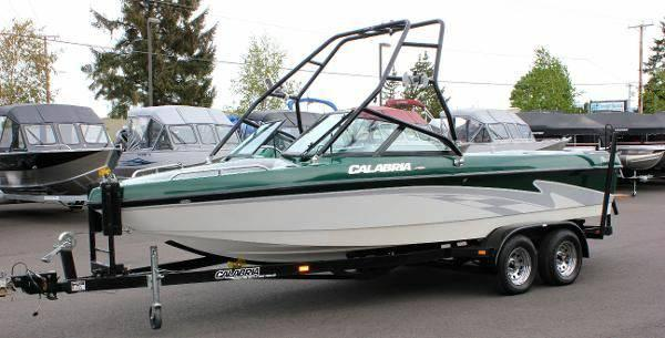 2004 calabria pro v 24 loaded low hours for sale in for Yamaha eugene oregon