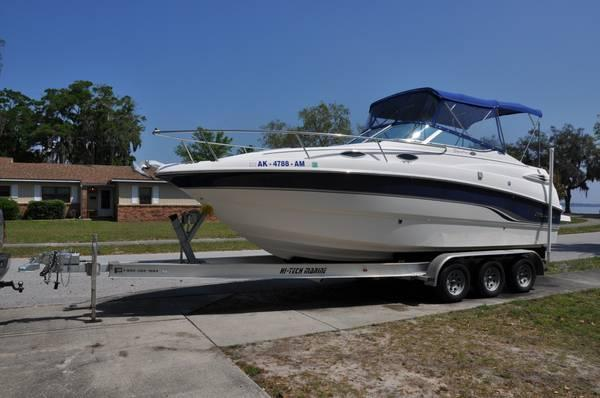 2004 chaparral 240 signature in panama city fl for sale in panama city florida classified. Black Bedroom Furniture Sets. Home Design Ideas