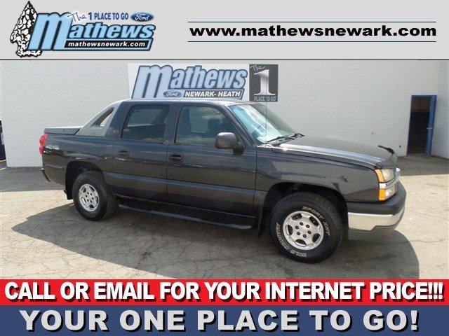 2004 chevrolet avalanche 1500 base heath oh for sale in newark ohio classified. Black Bedroom Furniture Sets. Home Design Ideas