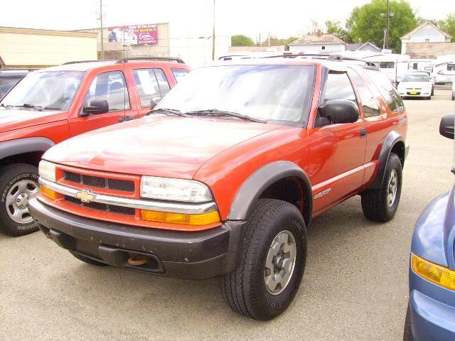 2004 chevrolet blazer ls for sale in zanesville ohio classified. Black Bedroom Furniture Sets. Home Design Ideas