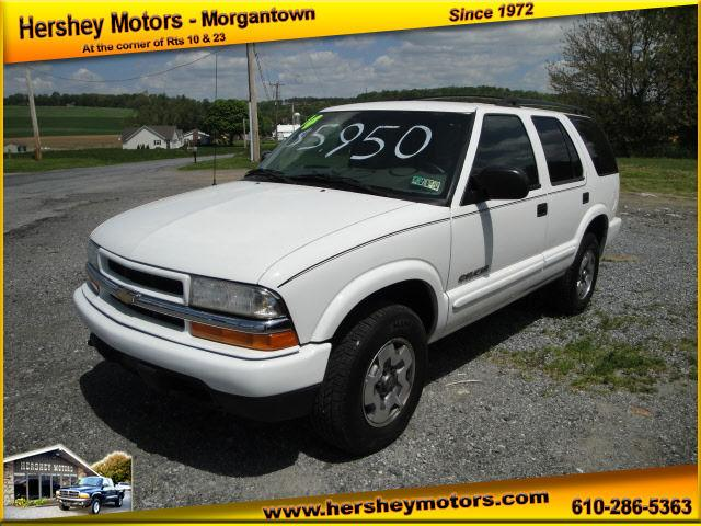 2004 chevrolet blazer ls for sale in parkesburg pennsylvania classified. Black Bedroom Furniture Sets. Home Design Ideas