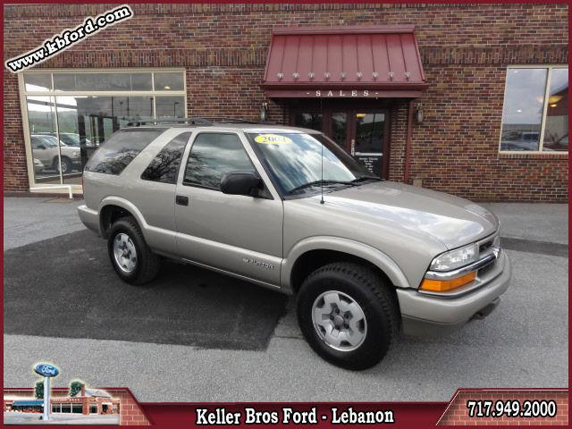 2004 chevrolet blazer ls for sale in lebanon pennsylvania classified. Black Bedroom Furniture Sets. Home Design Ideas