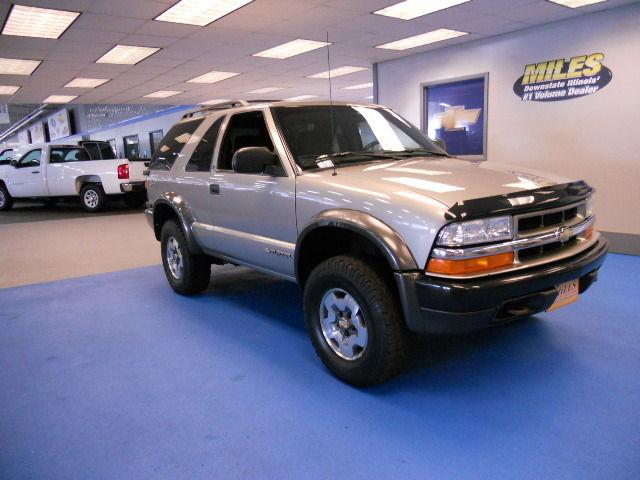 2004 chevrolet blazer ls for sale in decatur illinois classified. Black Bedroom Furniture Sets. Home Design Ideas