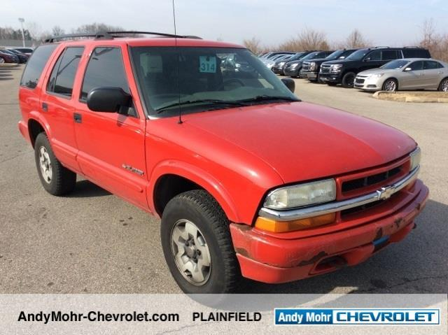 2004 chevrolet blazer ls ls 4wd 4dr suv for sale in cartersburg indiana classified. Black Bedroom Furniture Sets. Home Design Ideas