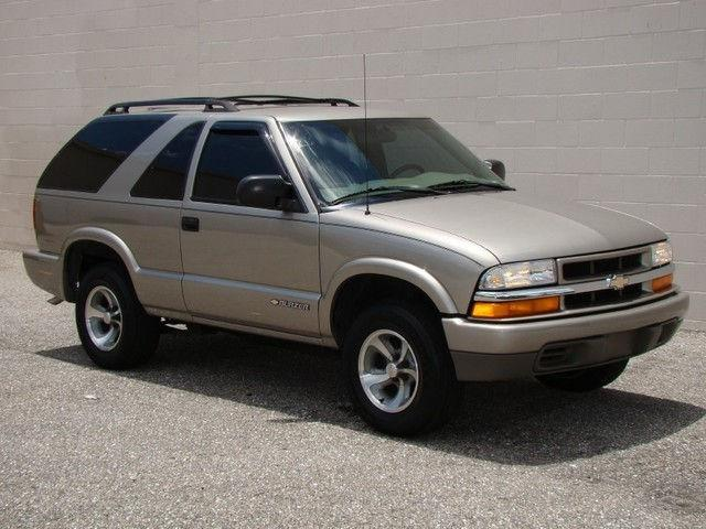 2004 chevrolet blazer ls for sale in sarasota florida classified. Black Bedroom Furniture Sets. Home Design Ideas