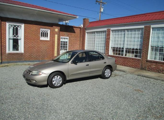2004 Chevrolet Cavalier 4-Dr- Automatic Air Gas Saver!!