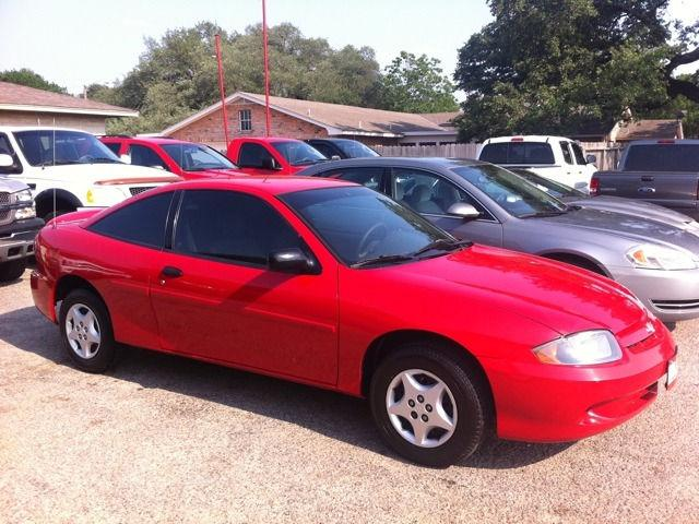 2004 chevrolet cavalier for sale in belton texas classified. Black Bedroom Furniture Sets. Home Design Ideas