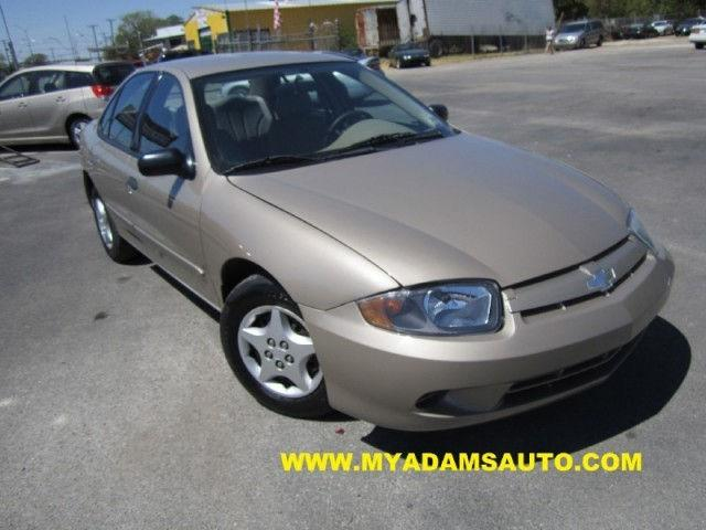 2004 chevrolet cavalier for sale in fort worth texas classified. Black Bedroom Furniture Sets. Home Design Ideas