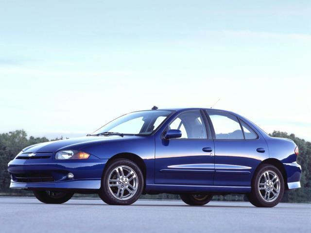 2004 Chevrolet Cavalier Base 4dr Sedan