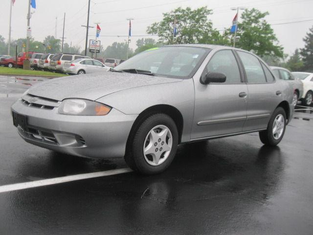 2004 chevrolet cavalier base for sale in howell michigan classified. Black Bedroom Furniture Sets. Home Design Ideas