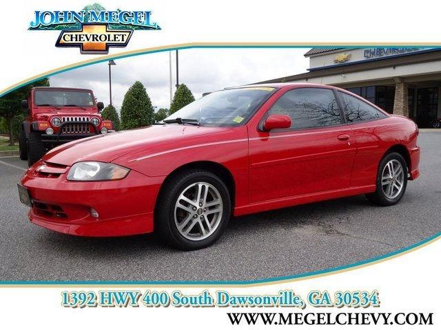 2004 chevrolet cavalier ls sport for sale in dawsonville georgia classified. Black Bedroom Furniture Sets. Home Design Ideas