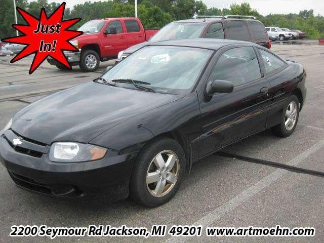 2004 chevrolet cavalier ls sport for sale in jackson michigan classified. Black Bedroom Furniture Sets. Home Design Ideas