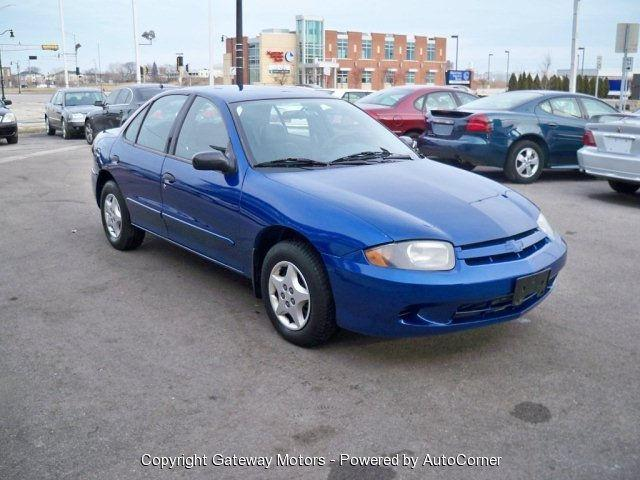 2004 chevrolet cavalier for sale in cudahy wisconsin classified. Black Bedroom Furniture Sets. Home Design Ideas