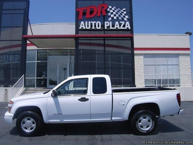 2004 chevrolet colorado z85 ext cab 4wd extended cab 816 903 3300 for sale in kearney. Black Bedroom Furniture Sets. Home Design Ideas