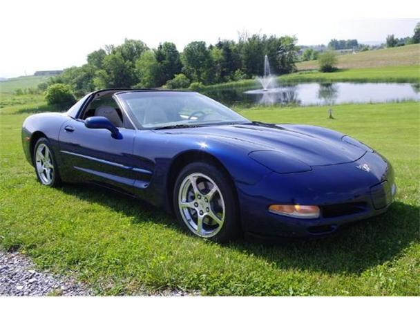 2004 chevrolet corvette for sale in bedford pennsylvania classified. Black Bedroom Furniture Sets. Home Design Ideas