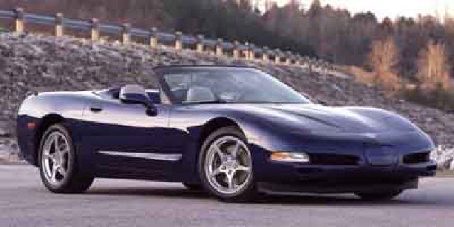 2004 Chevrolet Corvette Base 2dr Convertible For Sale In
