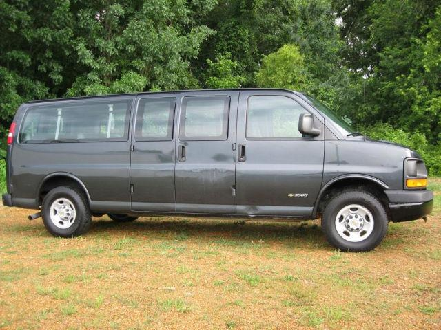 2004 chevrolet express 3500 for sale in savannah. Black Bedroom Furniture Sets. Home Design Ideas